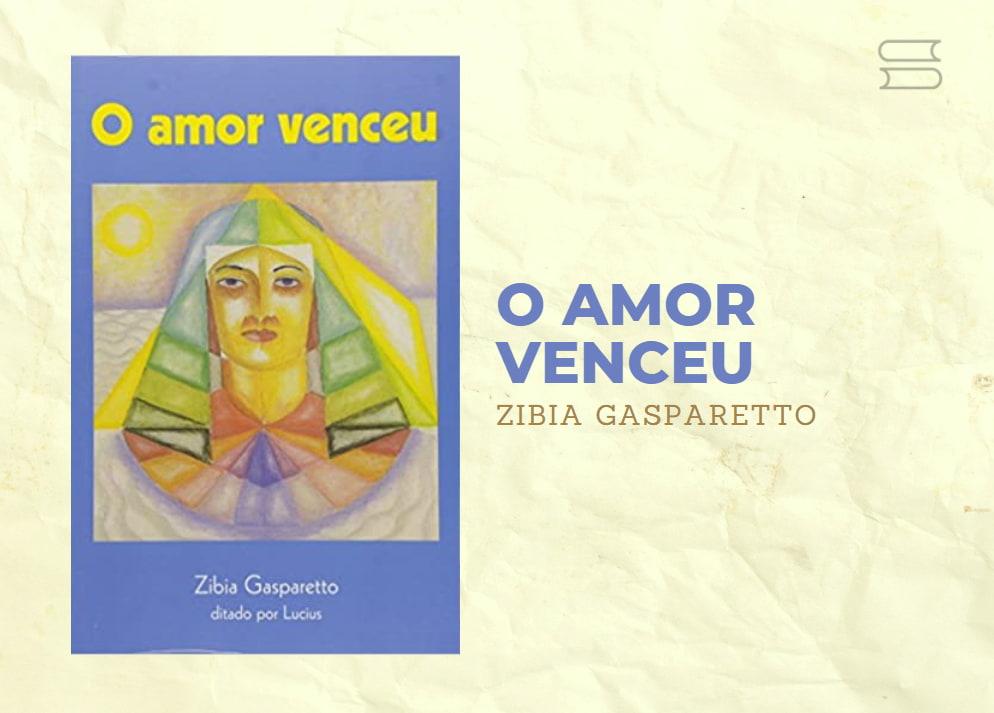 livro o amor venceu