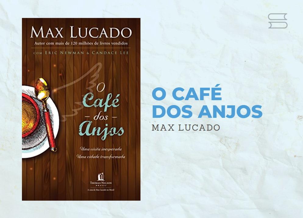 livro o cafe dos anjos