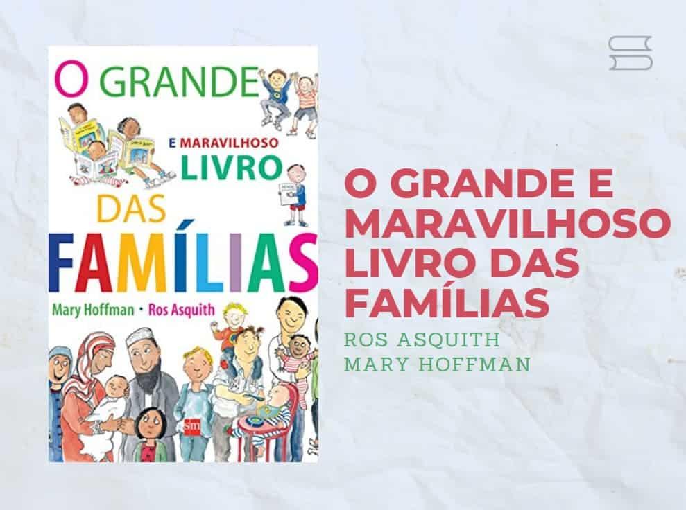 livro o grande e maravilhoso livro das familias