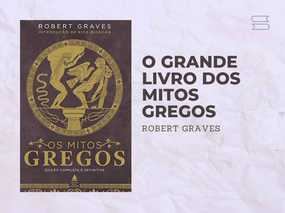 livro o grande livro dos mitos gregos