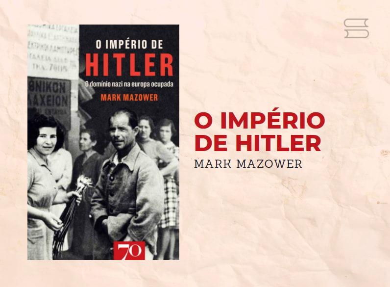 livro o imperio de hitler