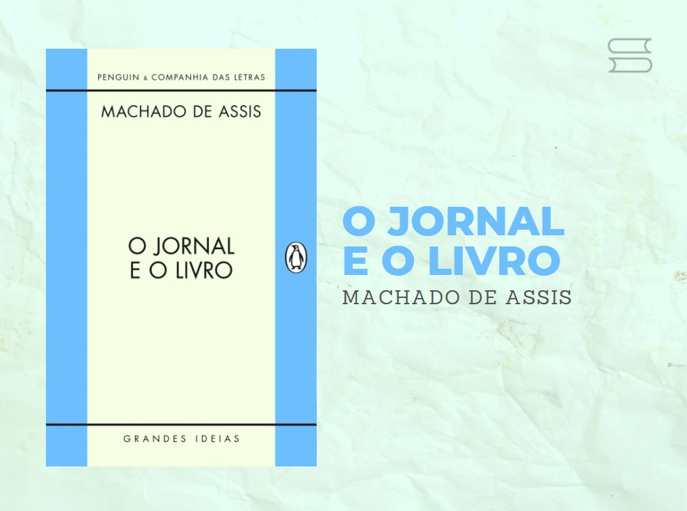 livro o jornal e o livro