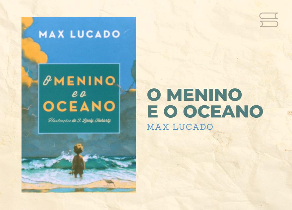 livro o menino e o oceano
