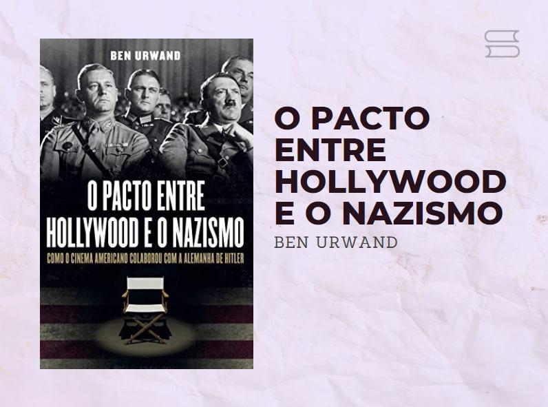 livro o pacto entre hollywood e o nazismo