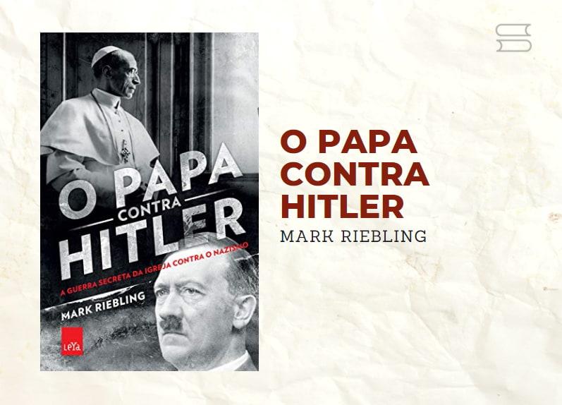livro o papa contra hitler