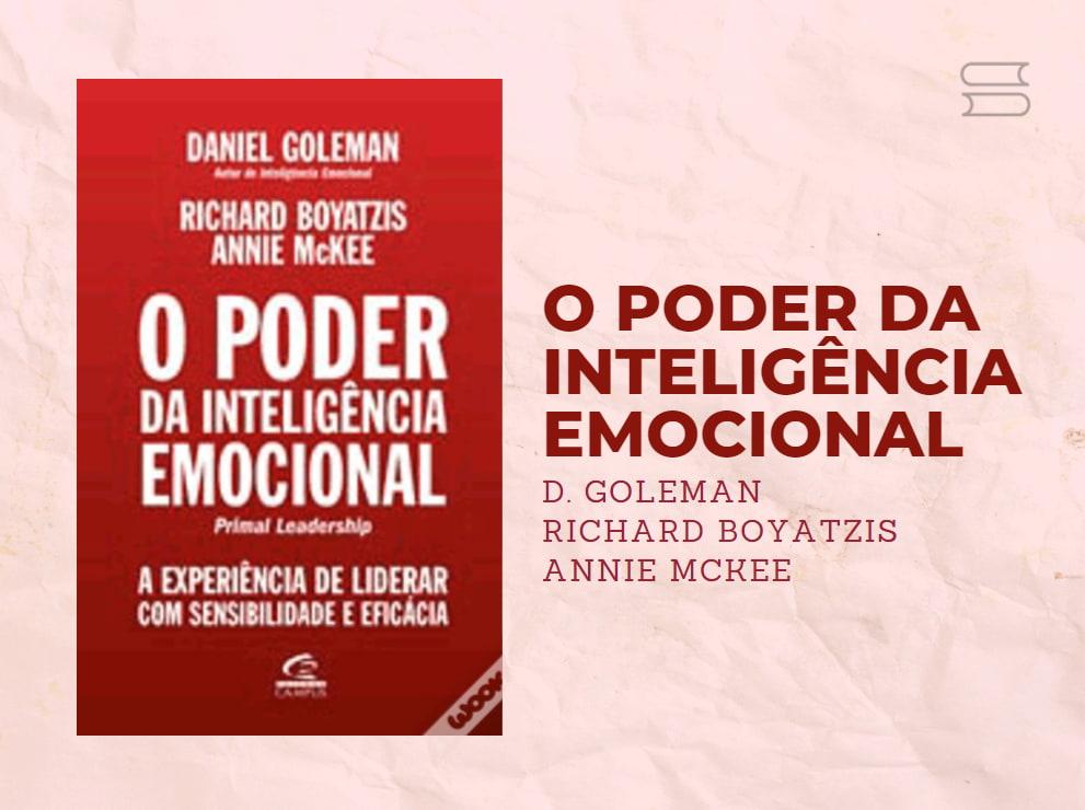 livro o poder da inteligencia emocional