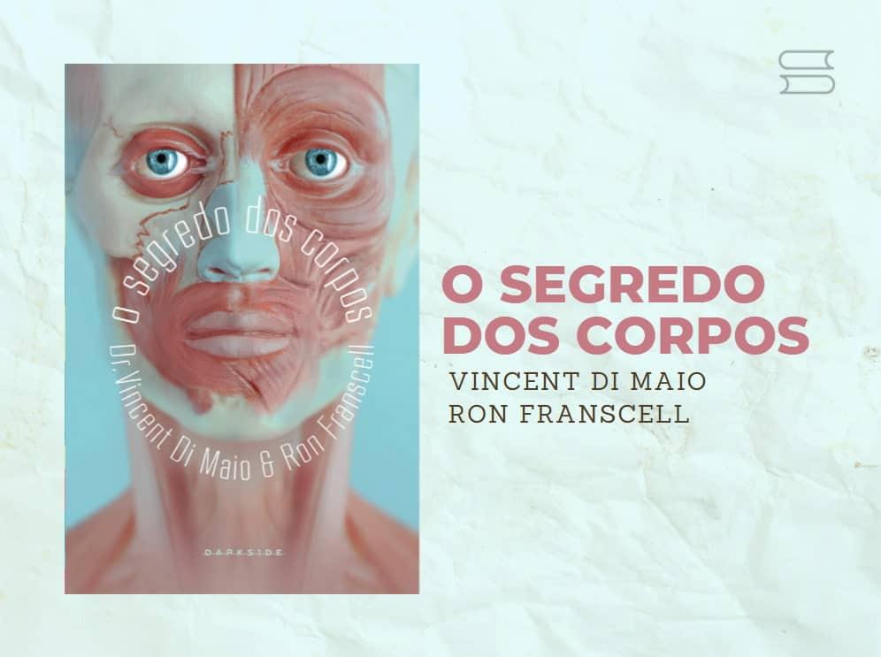 livro o segredo dos corpos