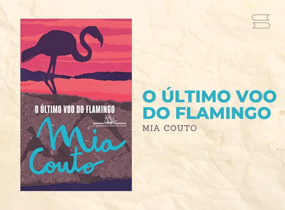 livro o ultimo voo do flamingo