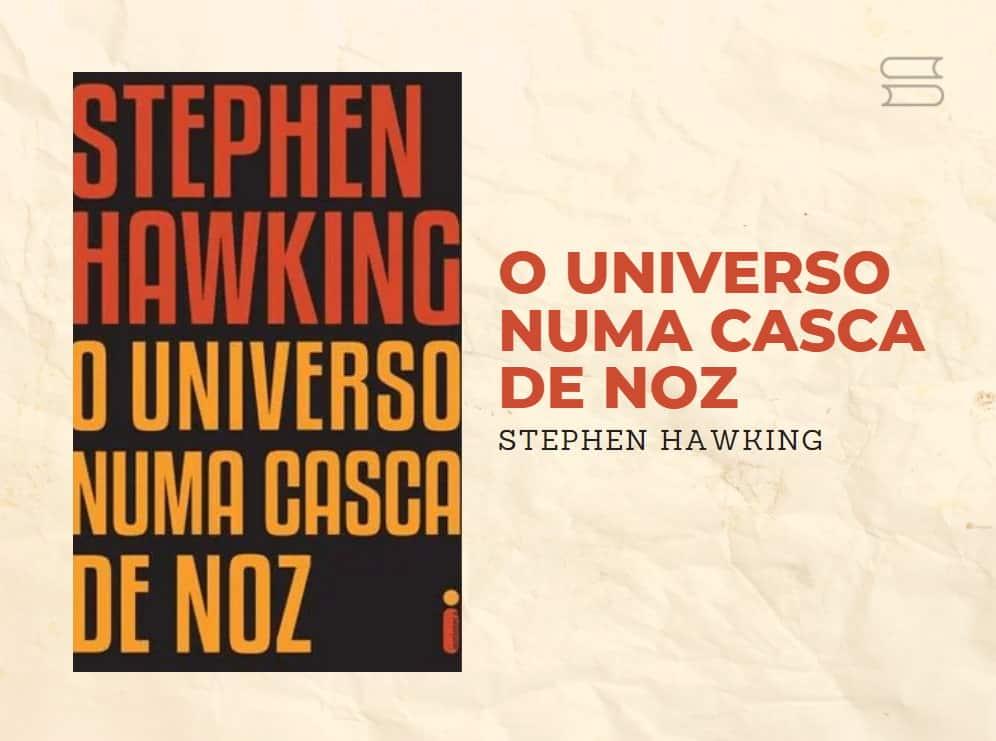 livro o universo em uma casca de noz