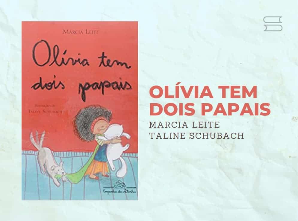 livro olivia tem dois papais