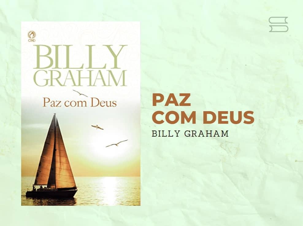 livro paz com deus