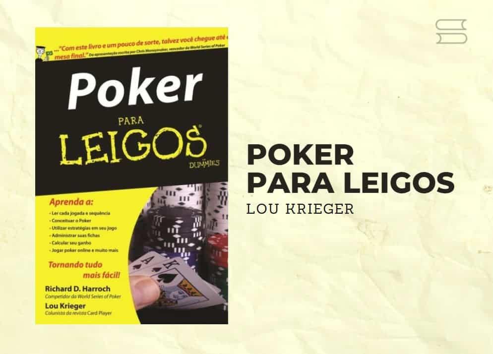 livro poker para leigos