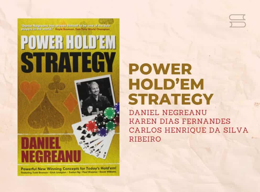 livro power holdem strategy