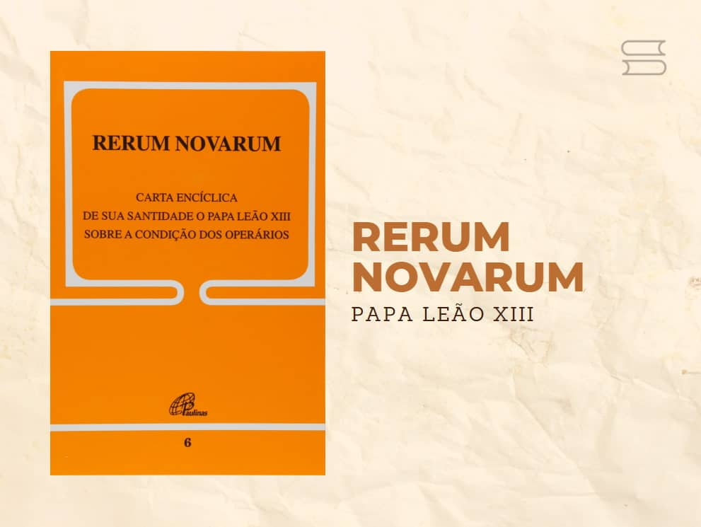 livro rerum novarum