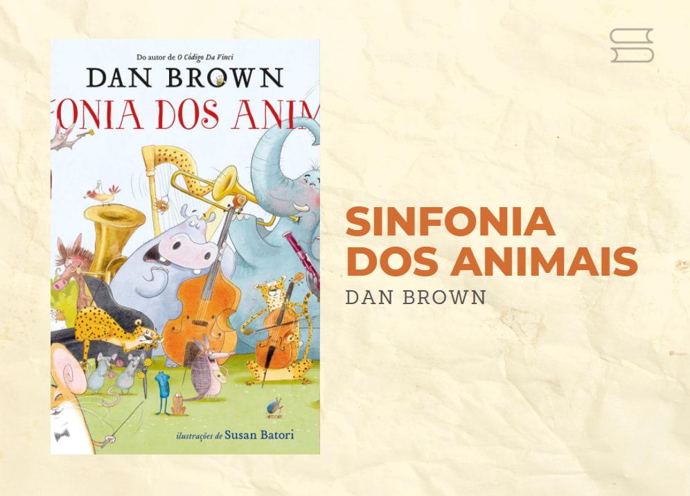 livro sinfonia dos animais
