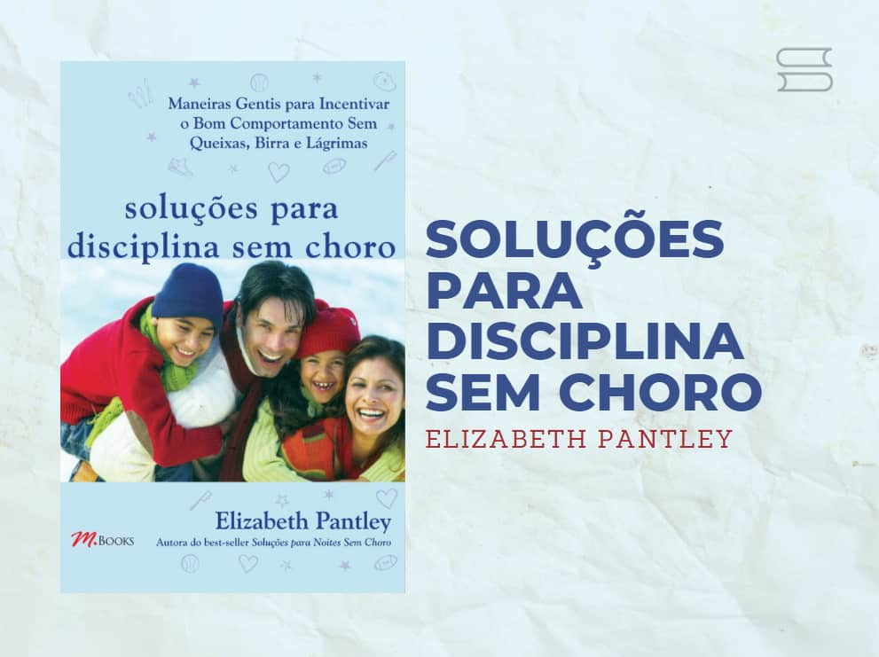 livro solucoes para disciplina sem choro