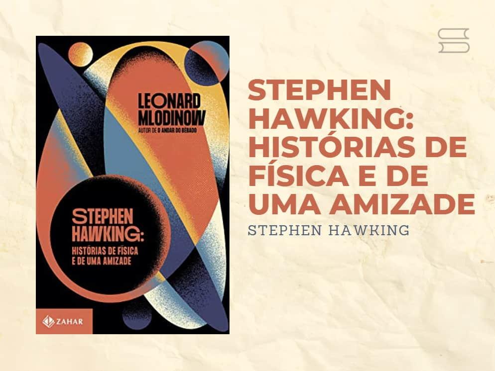 livro stephen hawking