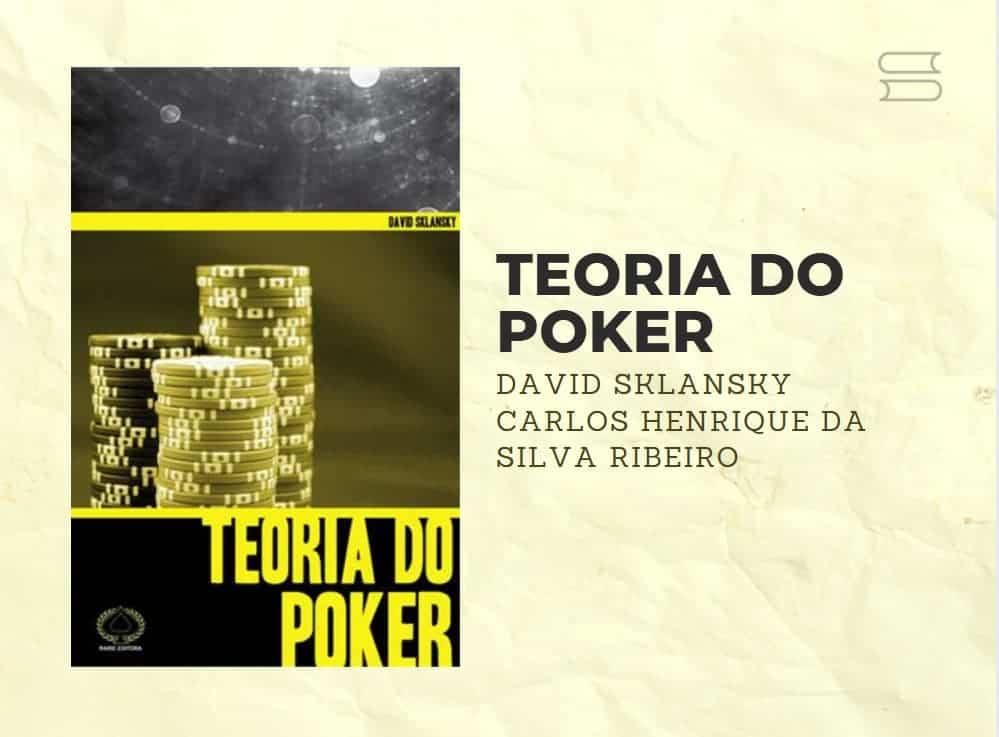 livro teoria do poker
