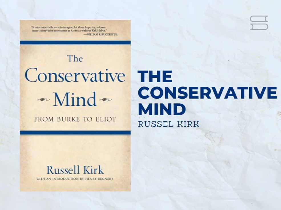 livro the conservative mind