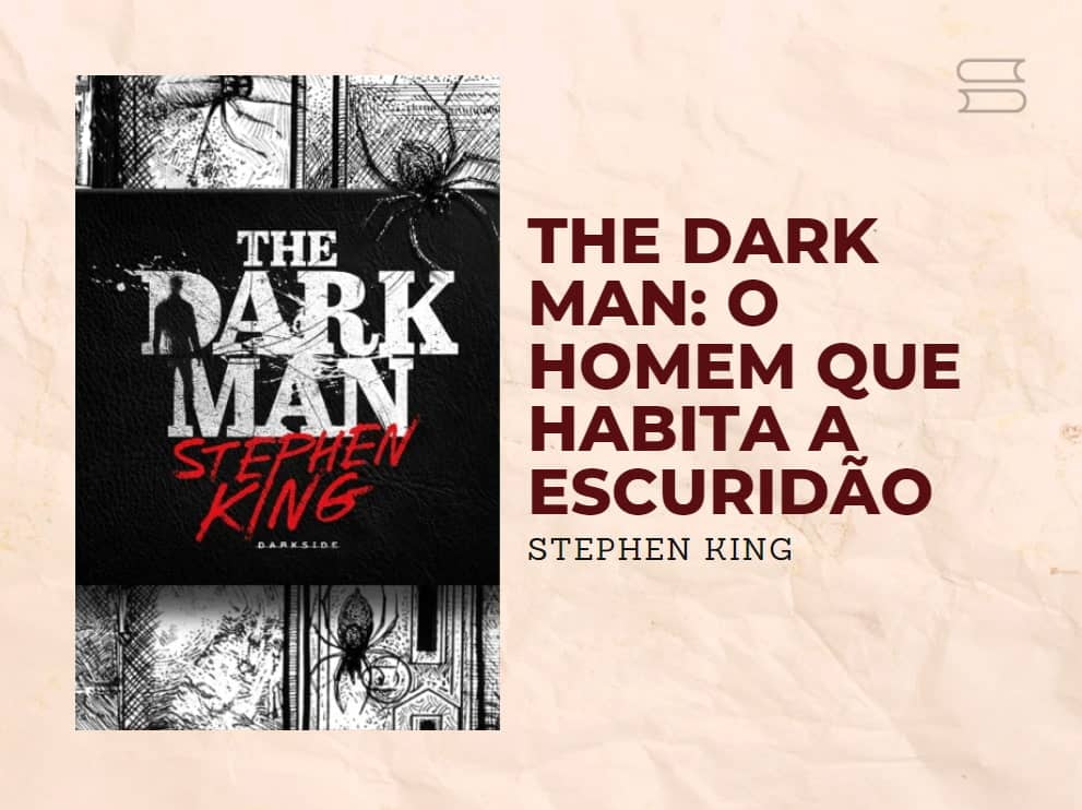 livro the dark man