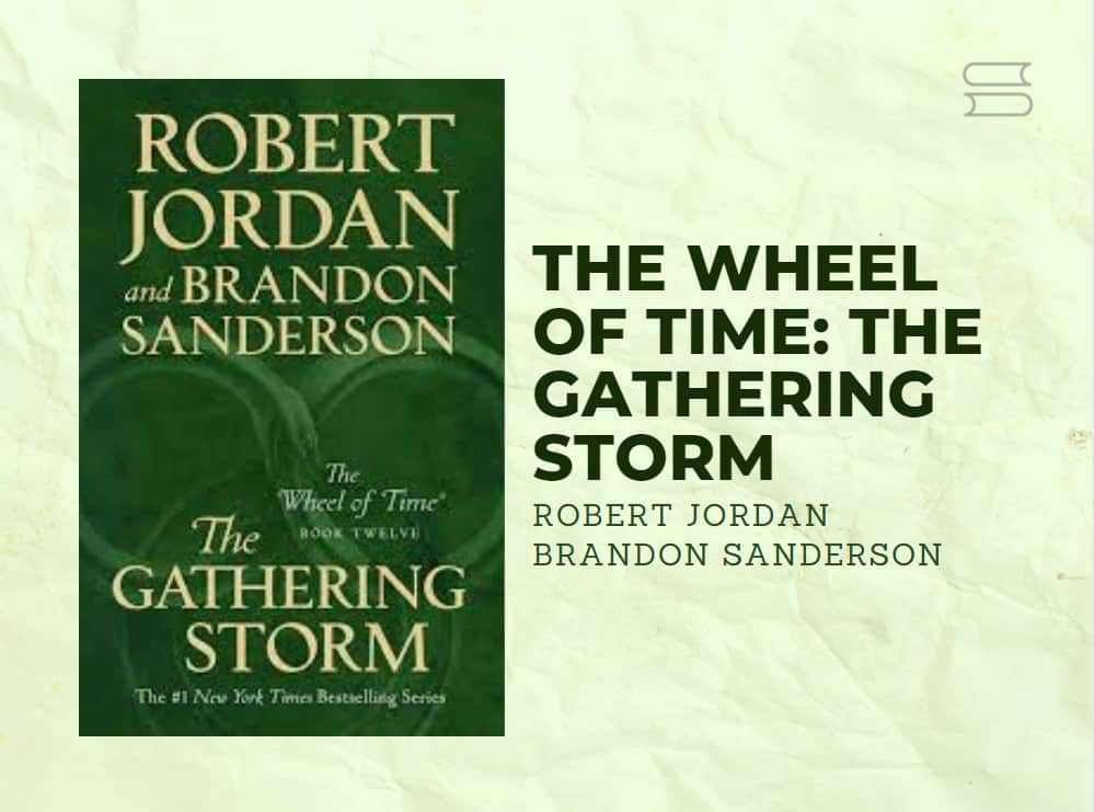 livro the gathering storm