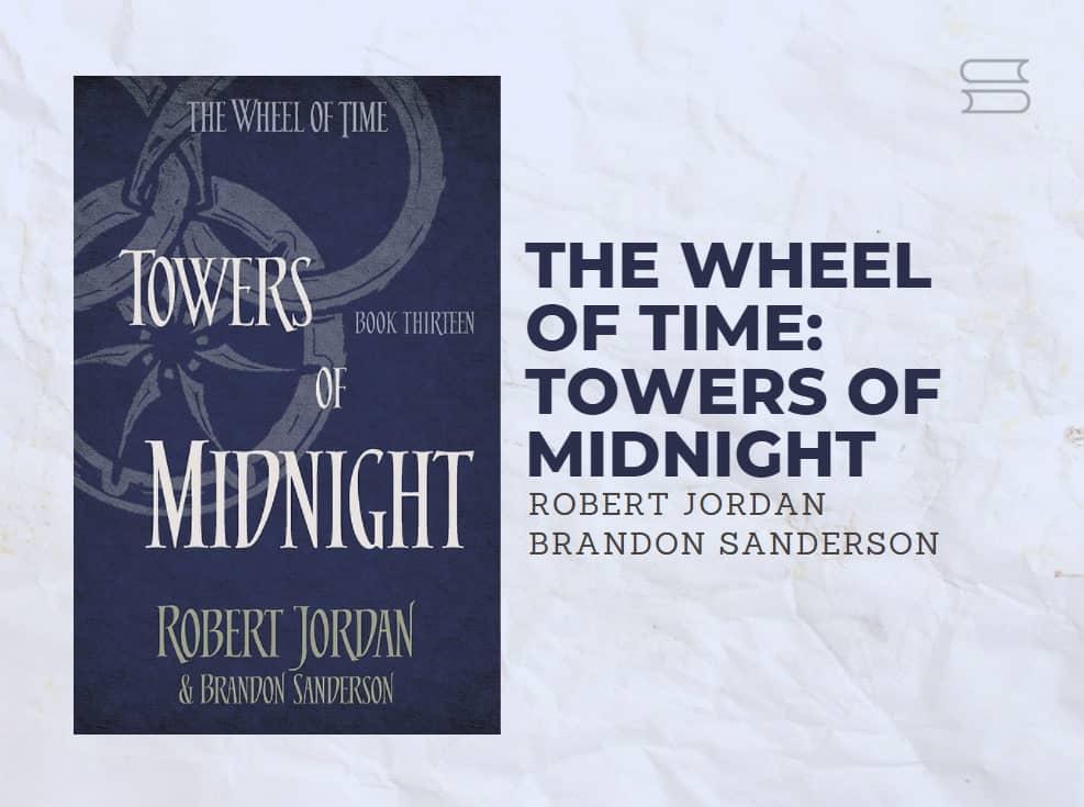 livro towers of midnight