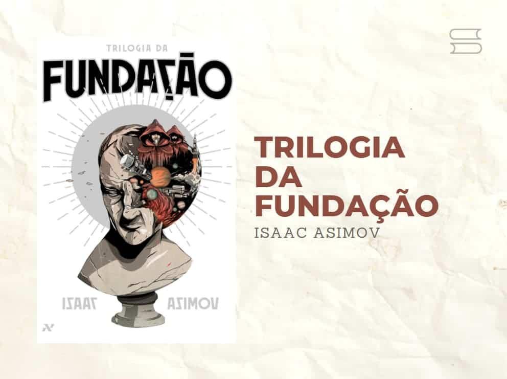 livro trilogia da fundacao