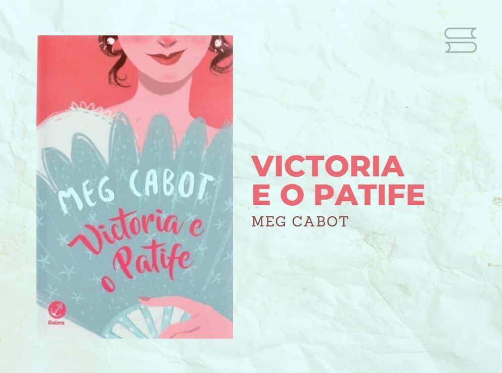 livro victoria e o patife