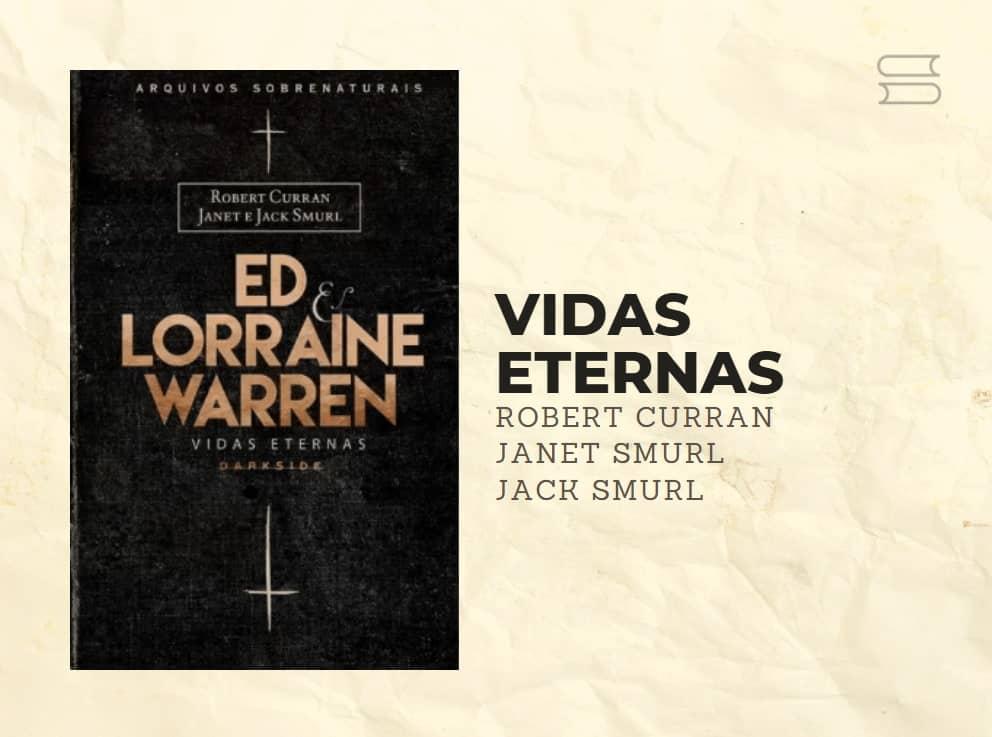 livro vidas eternas