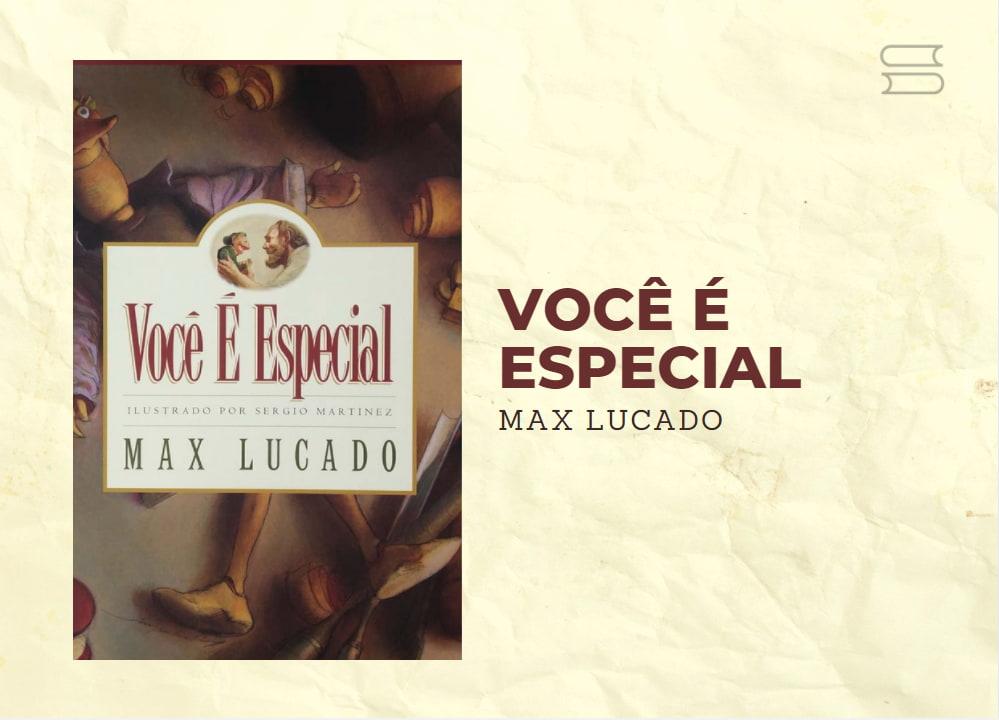 livro voce e especial
