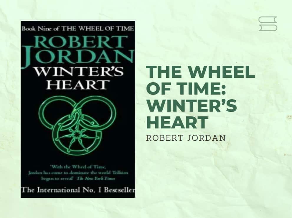 livro winters heart