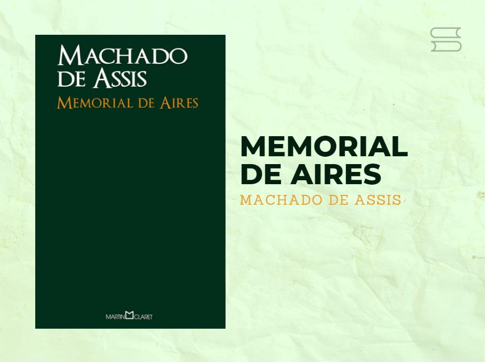 livro memorial de aires
