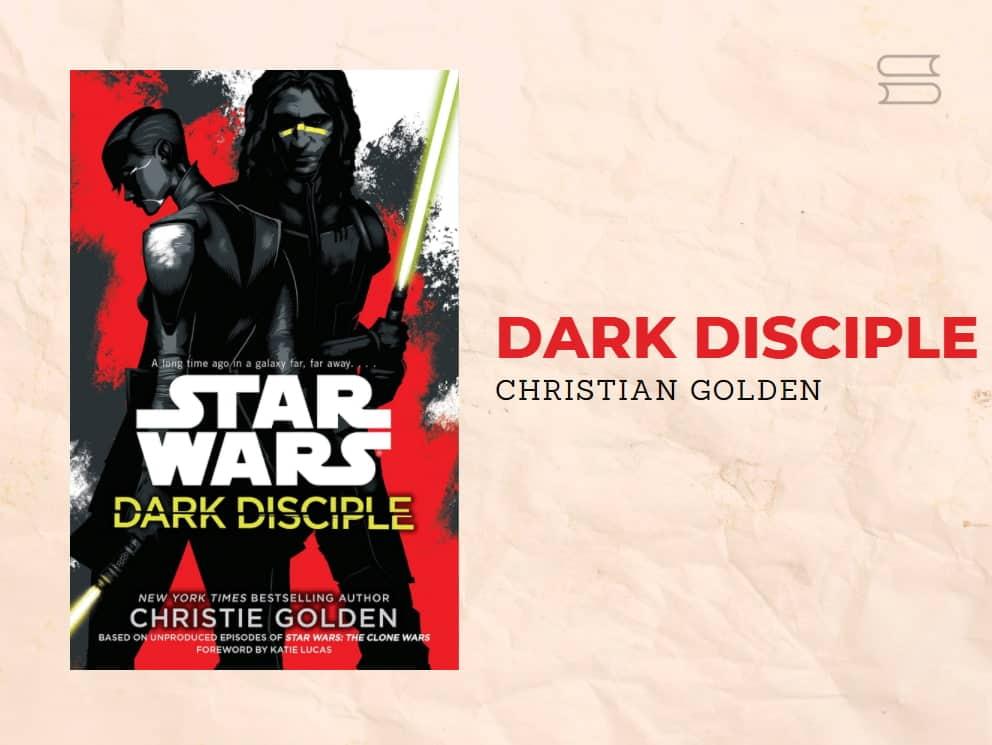 livro dark disciple