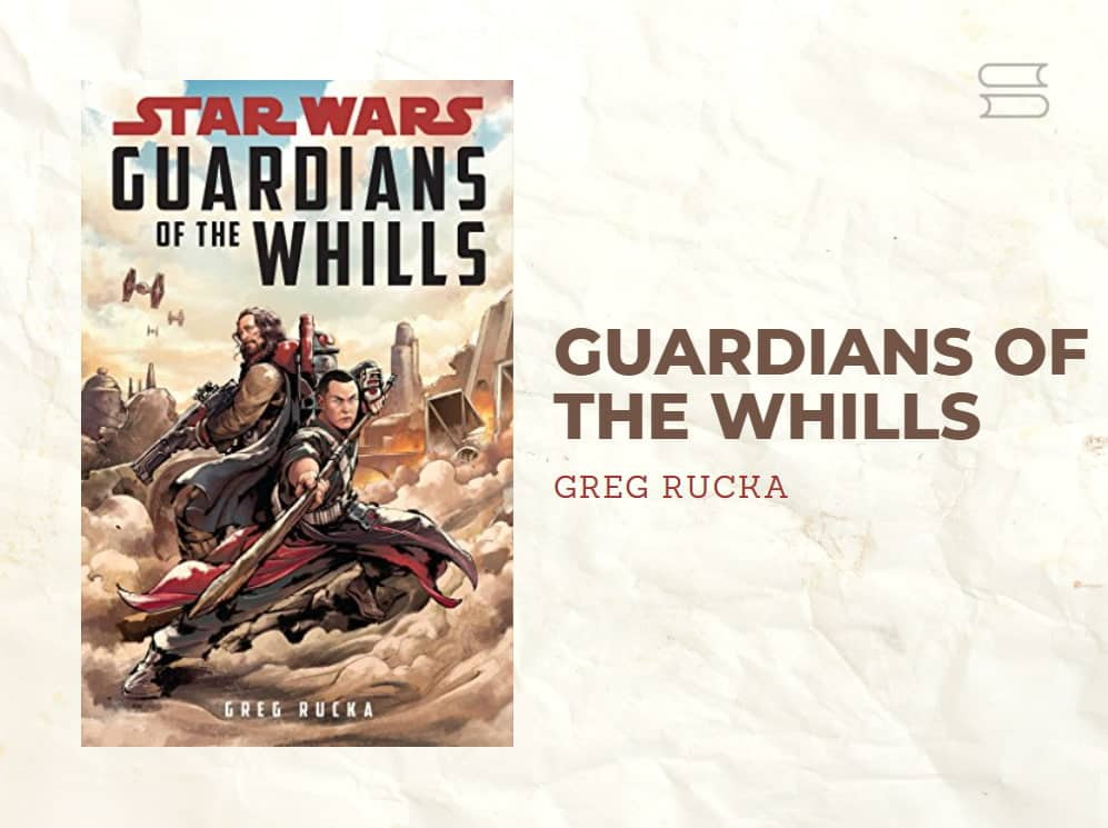 livro guardians of the whills