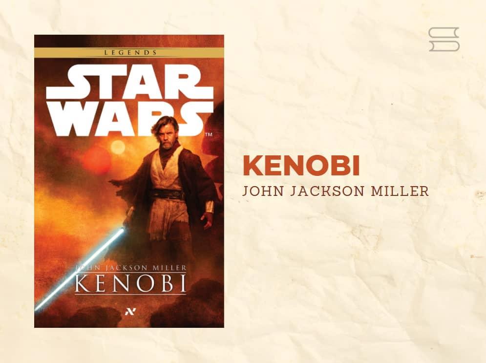 livro kenobi