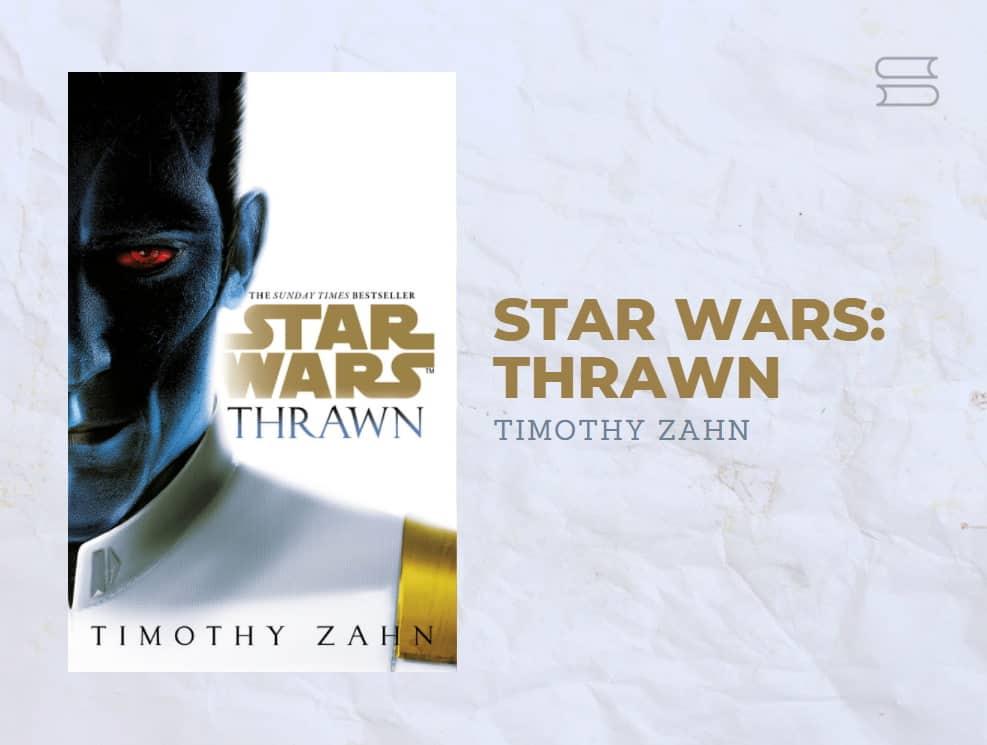 livro thrawn
