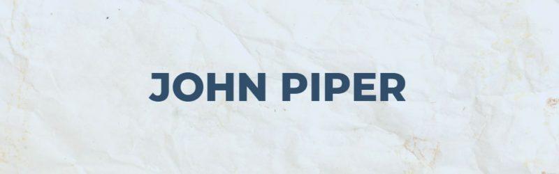 melhores livros john piper