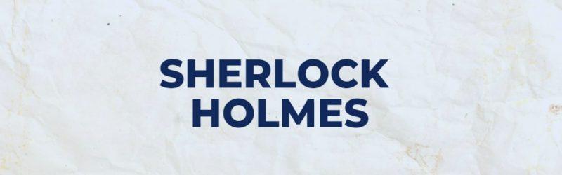 sequencia sherlock holmes